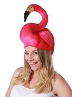 Hawaiian Flamingo Hat (ILFD2228)